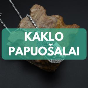 Kaklo Papuošalai